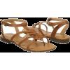 Brown Sandals - Sandale -