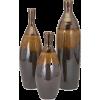 Brown Vase - Items -