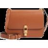 Brown - Hand bag -