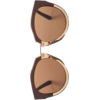 Brown - Sunglasses -