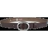 Brown belt - Belt - $55.00
