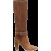 Brown boots - Čizme -