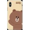 Brown iPhone Case - Uncategorized -