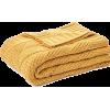 Brunelli zig zag throw blanket - Furniture -
