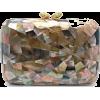 Mozaik Clutch - Hand bag -