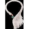 Bucheron Swan Question Mark Necklace - Necklaces -