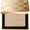 Burberry gold compact - Cosmetics -