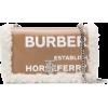 Burberry Horseferry-print shoulder bag - Hand bag -