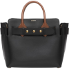 Burberry Satchel Bag - Hand bag -
