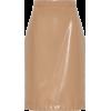 Burberry Vinyl skirt - Skirts -