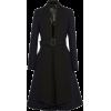 Burberry Woolcrepe Coat - Jakne i kaputi -