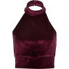 Burgundy Tank - Tanks -