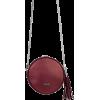 Burgundy bag - Bolsas com uma fivela - $80.00  ~ 68.71€