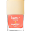 Butter LONDON Living Coral Patent Shine - コスメ -