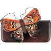 Butterfly Clutch Purse - Clutch bags -