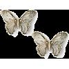 Butterfly Stud Earrings - Ralph Lauren - Naušnice -