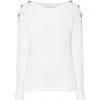 Button Shoulder Sweater Michael Kors - Pullover -