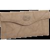 Buxton Heiress Organizer® Clutch Taupe - Clutch bags - $30.52