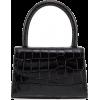 By Far Crocodile handle Bag - Kleine Taschen -