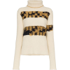CALVIN KLEIN 205W39NYC embroidered lambs - Pullovers -