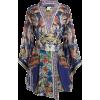 CAMILLA Playing Koi-print silk kimono wr - Vestidos -