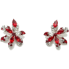 CAROLINA HERRERA  CRYSTAL JASMINE EARRIN - Earrings -