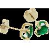 CAROLINA HERRERA DIAMOND INSIGNIA EARRIN - Earrings -