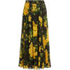 CAROLINA HERRERA High-Rise Floral Print - Skirts -