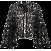 CAROLINA HERRERA lace bolero jacket - Giacce e capotti -