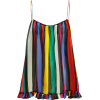 CAROLINE CONSTAS MER Rainbow Ruffle Tuni - Camicie (corte) -