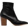CARVELA Sculpture pointed heeled boots - Stivali -