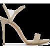 CASADEI glittered 110mm sandals - Sandali -