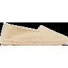 CASTAÑER Kito glitter-canvas espadrilles - scarpe di baletto -