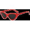 CAT EYE SUNGLASSES - Sunglasses -