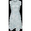 CATHERINE DEANE light blue lace dress - ワンピース・ドレス -