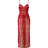 CATHERINE DEANE red lace dress - Dresses -