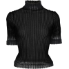 CECILIE BAHSEN short sleeve sweater - Pullovers -
