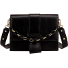 CHAIN-LINK DETAIL MESSENGER HANDBAG 3 - Messenger bags - $36.97  ~ £28.10
