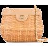 CHANEL VINTAGE chain basket shoulder bag - Torbice -