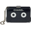CHANEL CASSETTE TAPE CLUTCH - Clutch bags -