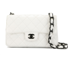 CHANEL PRE-OWNED 1998 quilted CC shoulde - Carteras -