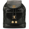 CHANEL PRE-OWNED CC logo chain backpack - Ruksaci -