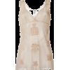 CHANEL VINTAGE embroidered logo vest - Tanks - $635.00  ~ ¥4,254.71