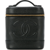 CHANEL VINTAGE logo vanity case - Hand bag - $1,894.00
