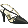 CHANEL VINTAGE strappy buckled pumps - Classic shoes & Pumps -