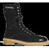 CHANEL boot - Stivali -