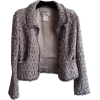 CHANEL brown tweed jacket - Jakne i kaputi -