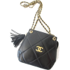 CHANEL leather - Hand bag -