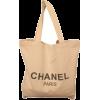 CHANEL tote - Hand bag -