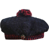 CHANEL wool beret - 有边帽 -